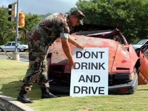 Что грозит пьяному водителю