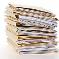 Набор документов, необходимых для совершения развода