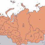 Автокоды регионов Российской Федерации