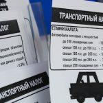 Транспортный налог по регионам