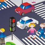 Правила проезда перекресткоы
